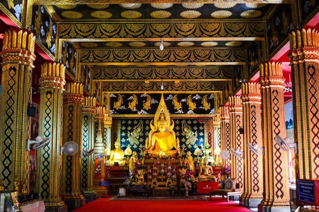 Hindu Temple in Chiang Mai, Thailand
